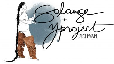 Photo of Solange x YProject