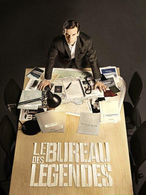 LE BUREAU DES LEGENDES - Visuel Edition