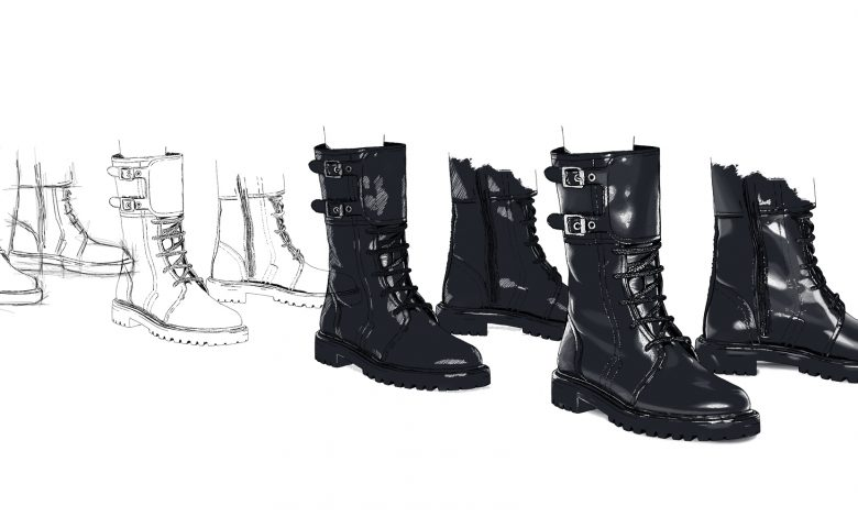 Photo of Boots Dior // Hiver 2020