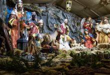 Photo of « La Crèche » L'effroyable Noël de Monsieur Manganelli