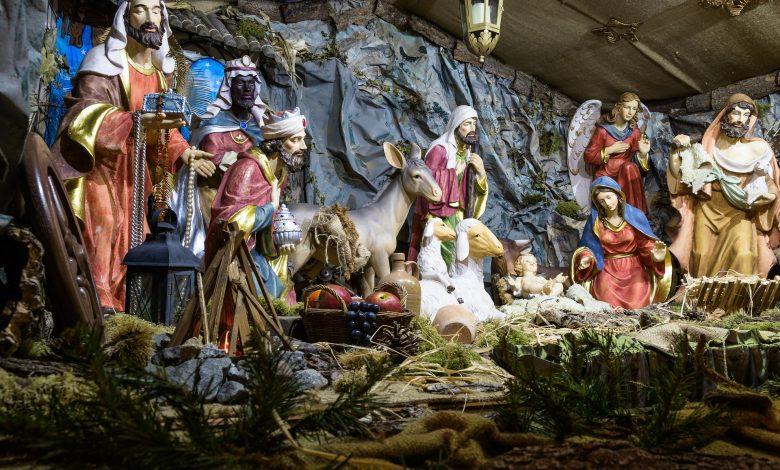 Photo of «La Crèche» L'effroyable Noël de Monsieur Manganelli