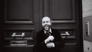 Photo de Un premier album solo pour Olivier Rocabois