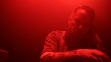 Photo de Andrew Weatherall (1963-2020) : L'Oreille Du Cyclone