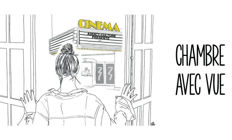 Photo of Chambre avec vue sur le cinéma