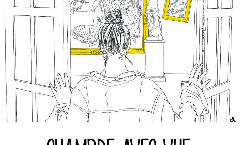 Photo de Chambre avec vue sur les Musées et arts visuels