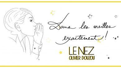 Photo de «Le Nez» de Olivier Douzou