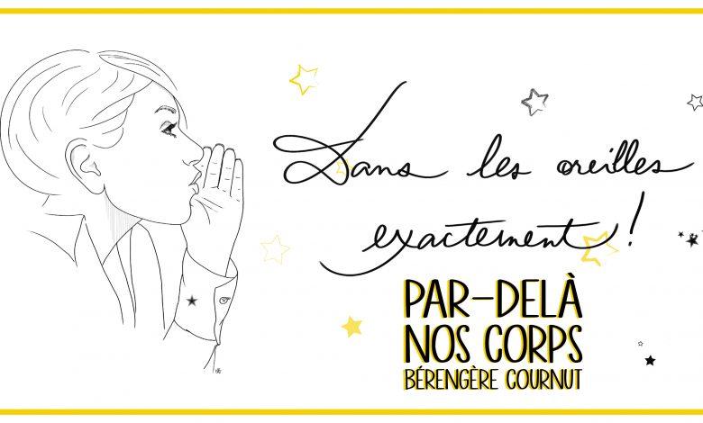 Photo of «Par-delà nos corps» de Bérengère Cournut