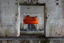 Photo of Florence Jou poétise avec le bassin nazairien et son industrialisation