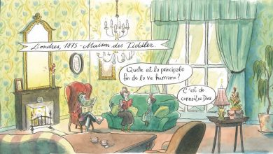 Photo of Miss Charity en BD : où la curiosité de l'enfance vole dans les plumes d'adultes étriqués