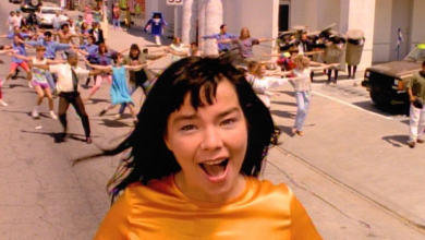 Photo of Björk – It's Oh So Quiet