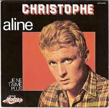 Christophe - EP Aline 1966