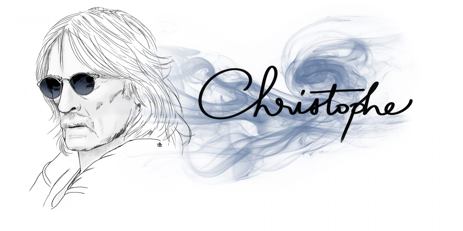 Christophe : Nos Mots Bleus