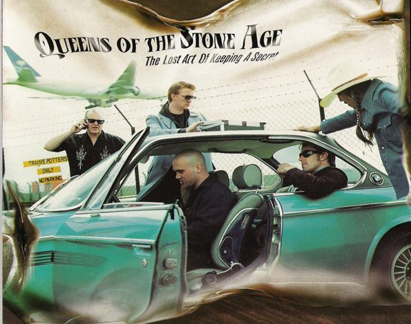 Photo of Queens Of The Stone Age – The Lost Art Of Keeping A Secret