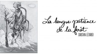 Photo of «La Longue patience de la forêt» de Christian Léourier