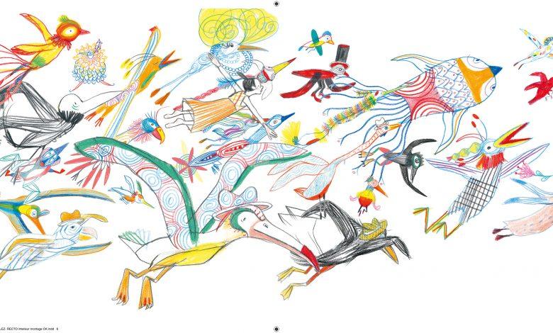 Photo of «1, 2, 3, Volez !» de Natali Fortier, les oiseaux s'amusent !