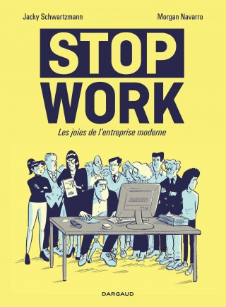 stop work