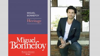 Photo de Miguel Bonnefoy, «Héritage» : la chronique et l'interview