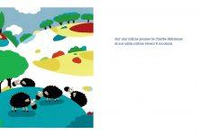 Photo de «Le grand mouton», un album pour rire de l'éternel combat entre loups et moutons