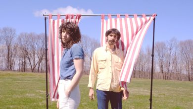 Photo de Widowspeak, « Plum », douceur pop estivale