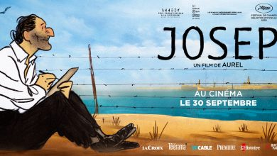 Photo de «Josep» : Un magnifique devoir de mémoire actuellement au cinéma !