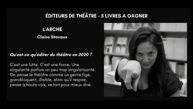 Photo de L'Arche éditeur